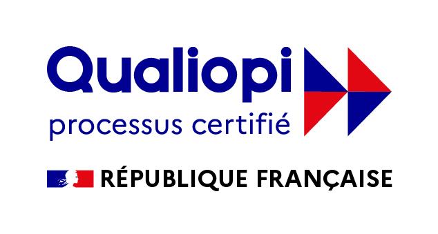 Logo Qualiopi Avec Marianne